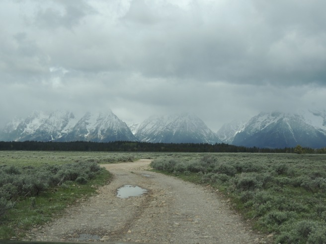 Grand Teton, Jackson Hole, Wyoming. (Photo by Lauren Lewis)